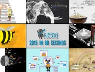 2015 in 60 Seconds by Mr.Klesha
